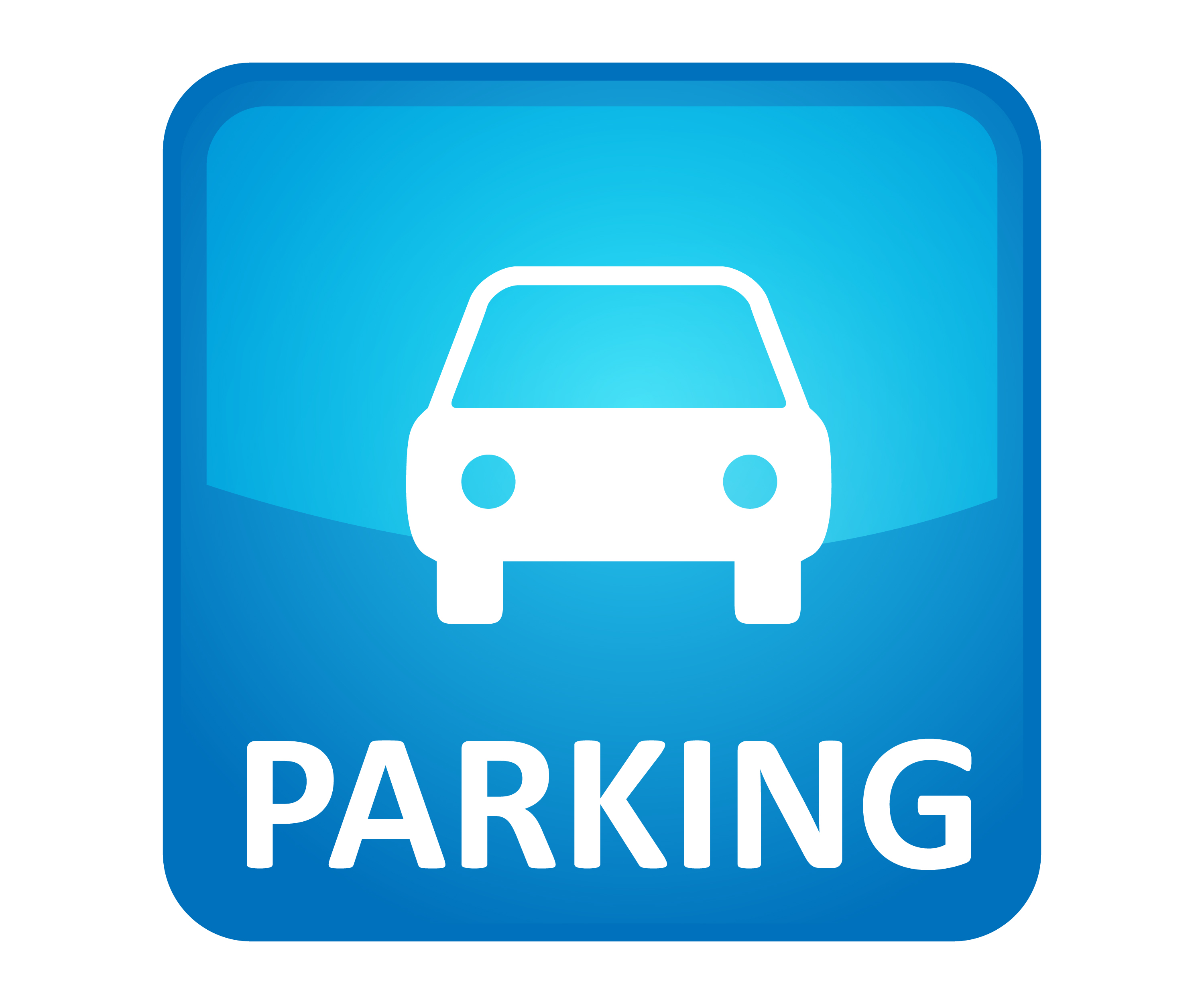 Car Parking Allotment By Builder